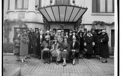 General Federation of Womens Clubs 150 Years Old!